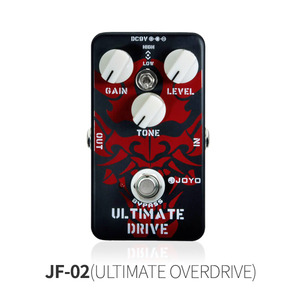 JF-02 ULTIMATE OVERDRIVE 오버드라이브